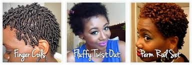 curling rods for short natural hair 3 ways to style your twa