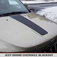 jeep grand cherokee stickers hood blackout vinyl decal for jeep cherokee wk2 11 17 alphavinyl