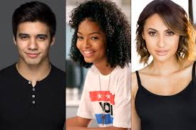 Halloween 2 Cast Members grown ish black ish spin off adds two cast members