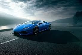 Lamborghini Huracan Blue - official novitec torado lamborghini huracan n largo gtspirit