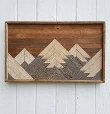 wood mountain wall excellent mountain wall wood let him sleep for mountain