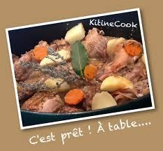 cuisine lapin au vin blanc civet de lapin au vin blanc kitinecook