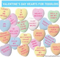 valentines day candy hearts s day candy hearts for toddlers the laughing stork
