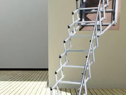 scale retrattili per soffitte scale a scomparsa su misura a scale retrattili