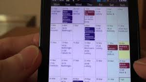 touch calendar on android phone u0026 tablet youtube