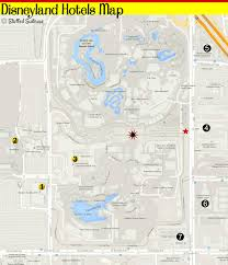 Map Of Disney World Hotels by Hotels By Disneyland How To Choose Where To Stay