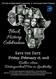 black history month celebration save the date the martin luther