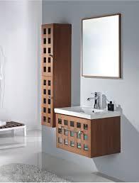 Bathroom  Modular Bathroom Vanity Design Furniture Infinity - Designer bathroom cabinets mirrors