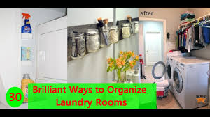 Laundry Room Organizers And Storage by 30 Brilliant Ways To Organize And Add Storage To Laundry Rooms