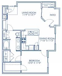 1 2 3 bedroom apartments in san marcos ca camden old creek blueprint of a2 floor plan 1 bedroom and 1 bathroom at camden old creek apartments