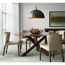 Round Dining Room Sets Friendly Atmosphere 100 Cb2 Playful Modern Vintage The New Collection At Cb2