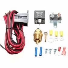 fan relay switch radiator fan relay ebay