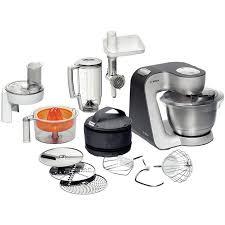 appareil de cuisine multifonction pâtissier multifonction mum56340 argent achat vente