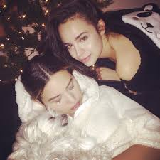 happy thanksgiving best friend sofia carson on twitter