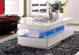 glossy white coffee table modern high gloss white tiffany wood coffee table for living room