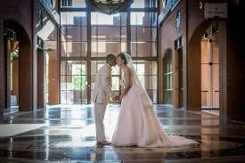wedding venues in columbus ga blush wedding at columbus convention trade center in
