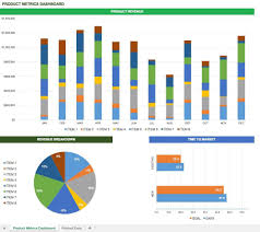 free excel sales dashboard download and sales pipeline template