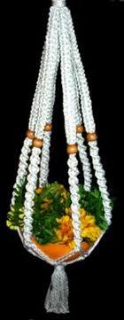 Simple Macrame Plant Hanger - 25 diy plant hangers with tutorials diy crafts