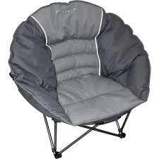 Coleman Oversized Quad Chair With Cooler Wanderer Premium Series Moon Quad Fold Chair Bcf Australia