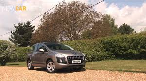 peugeot 3008 review peugeot 3008 car review youtube