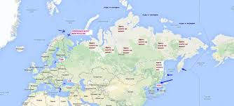 Geography Of Russia by War With Nato Would Not The Geography Of Protest
