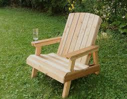 home dzine home diy diy adirondack garden chair
