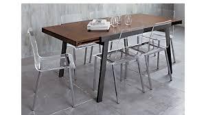 Armchair Tables Vapor Acrylic Chair Cb2