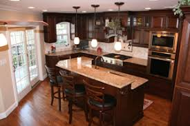 remodeled kitchens with islands kitchen remodeling islands