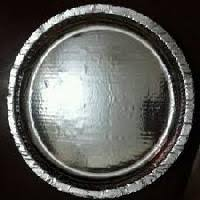Buffet Plates Wholesale by Siddhi Vinayaka Packaging Green Buffet Sheet Manufacturer