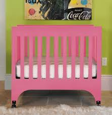 3 In 1 Mini Crib Bedroom Make A Lovely Nursery Room With Furniture By Babyletto
