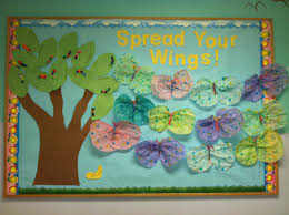 our may bulletin board crafts for children pinterest