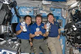 how fast does the space station travel images How do astronauts get drinking water on the iss mental floss jpg