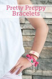 diy jewelry bracelet images Ribbon bracelet diy pretty preppy bracelets jpg