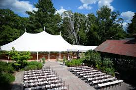 outdoor tent wedding outdoor tent wedding venues event planning boston willowdale