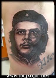 vdnamap che guevara tattoo