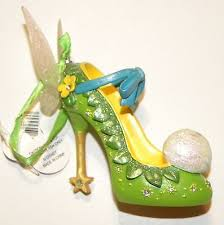 disney shoe ornaments collection on ebay
