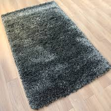 forever rugs sunshine soft polypropylene grey 57201 033