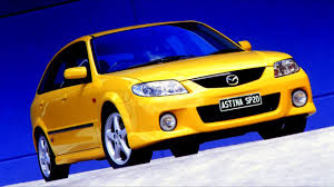 mazda aus mazda 323 astina sp20 au spec bj u00272001 u201303 youtube