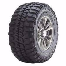 Federal Couragia Mt Tread Life New Lt 285 75r16 Federal Couragia M T 126 123q 10ply Mud 285 75