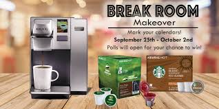 How To Win A Kitchen Makeover - it u0027s time enter to win a break room makeover shoplet