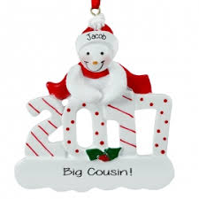 cousin ornaments gifts for cousins ornaments for you