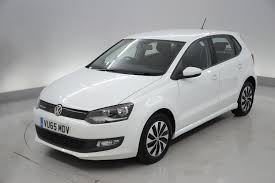 used volkswagen polo bluemotion for sale motors co uk