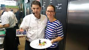 cours de cuisine chef étoilé coudène on cours de cuisine personnalisé par le chef
