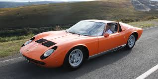 cars movie lamborghini lamborghini miura from the original