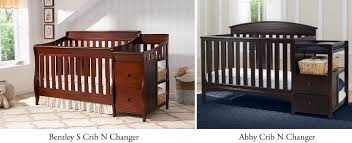 Convertible Cribs With Changing Table And Drawers Here Are Top 9 Baby Cribs For 2018