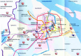 Shanghai Subway Map by Shanghai Travel Map Shanghai Maps Shanghai Attraction Maps
