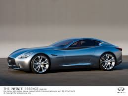 infinity car back report infiniti back with rumors about a new flagship based on