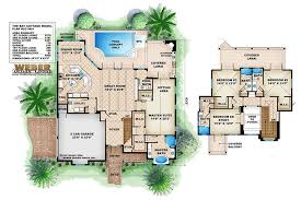 Cottage Floor Plan Sophisticated Tropical House Plans Contemporary Best Idea Home