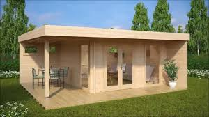 garden studio hansa lounge xl with veranda youtube
