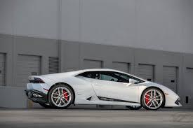 Lamborghini Huracan White Black Rims - vf engineering gives the lamborghini huracán lp610 4 800 hp